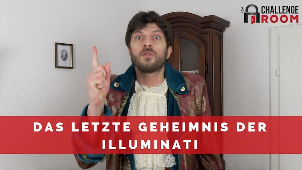 Das letzte Geheimnis der Illuminati