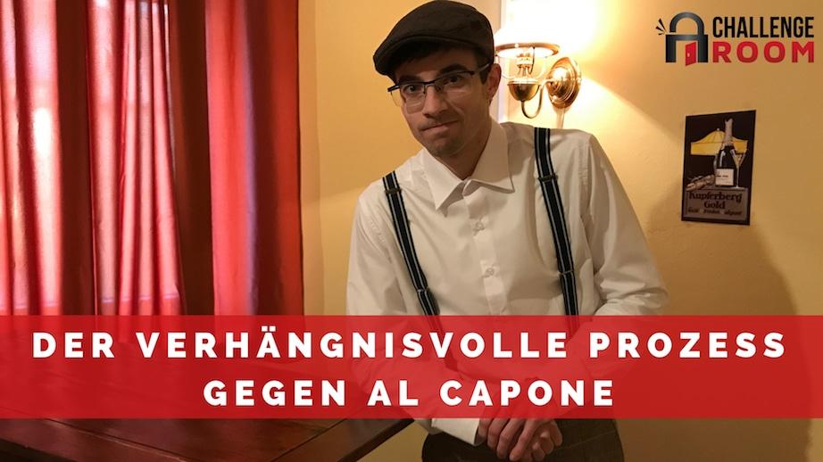 Der verhängnisvolle Prozess gegen Al Capone