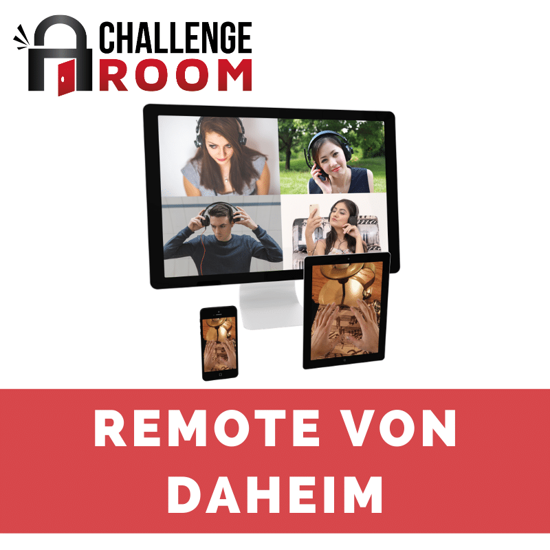 Remote Escape Room ortsungebunden